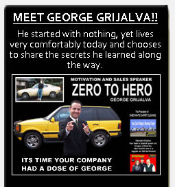 meet george grijalva - Free Carpet Cleaning Training Videos and DVD's extraordinaire